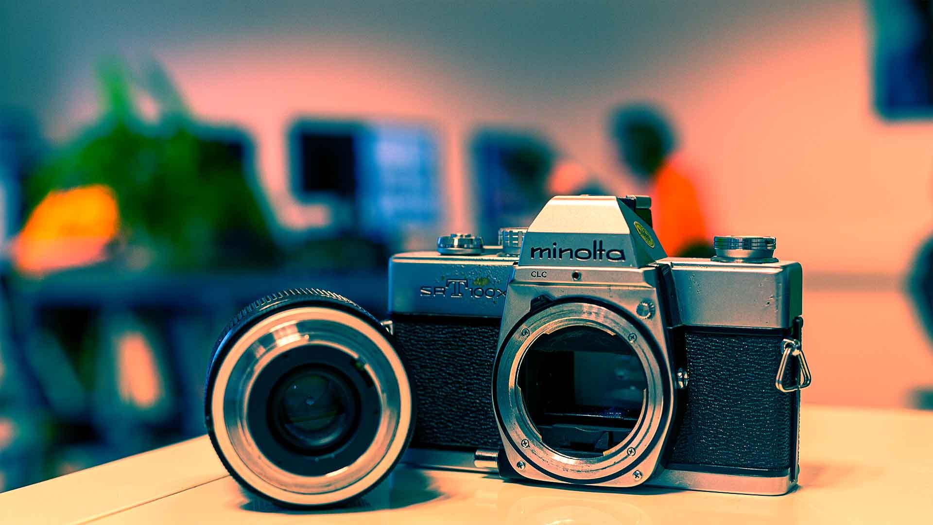 kommunikation og medier fgu aalborg analog kamera