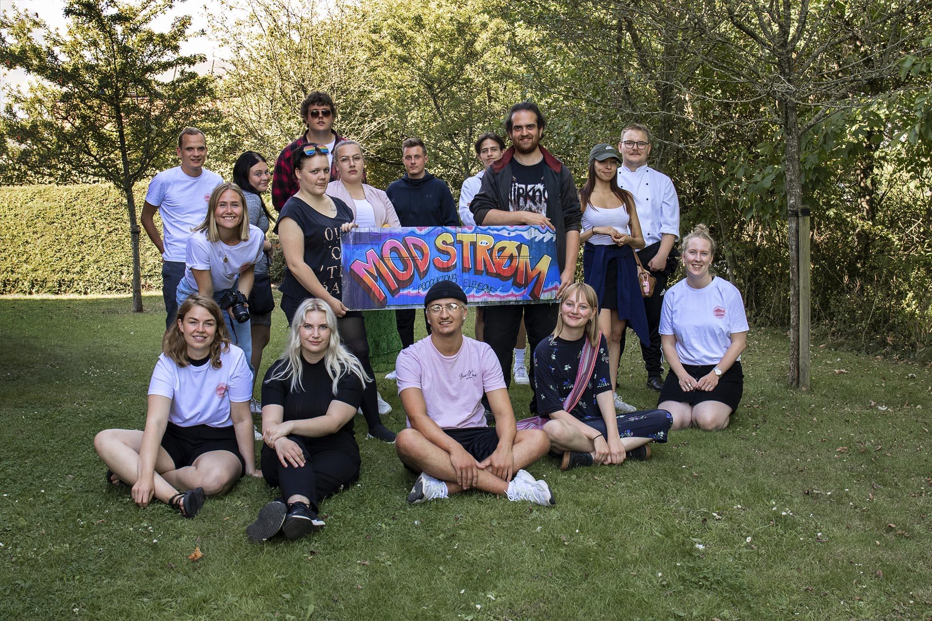 Fgu Aalborg har besøg af elevorganisationen Modstrøm